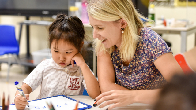 Are you considering a Haileybury Education for your 4-year-old child?