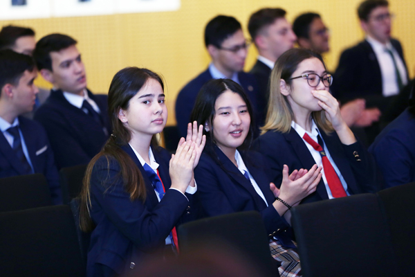 British independent school in Haileybury Astana