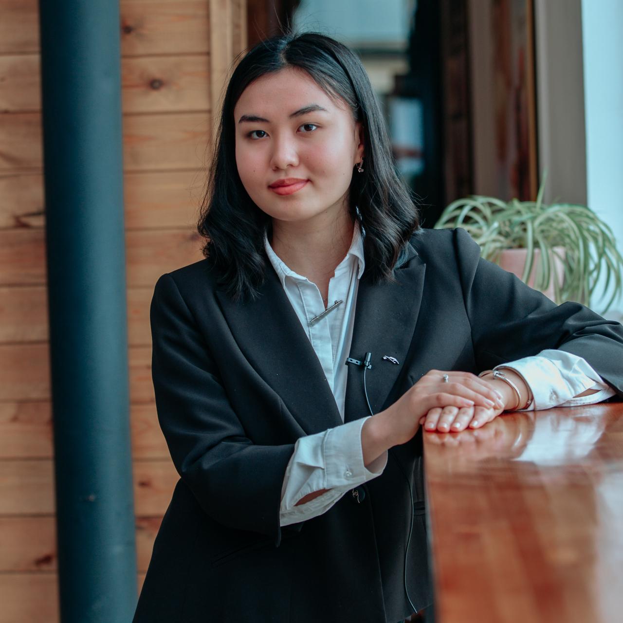 Success Story of Zhanerke Zhumash, Haileybury Astana graduate