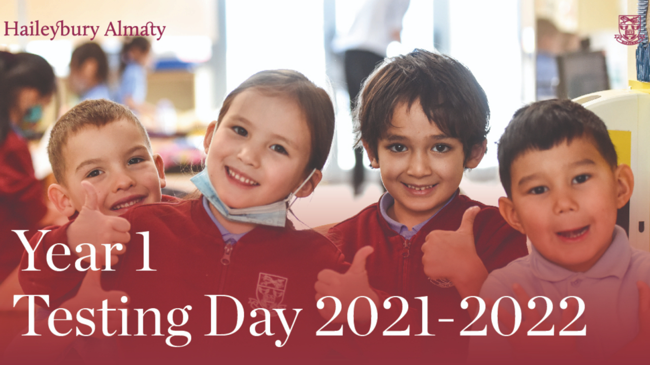 Year 1 Testing Day, March 3d, 2021