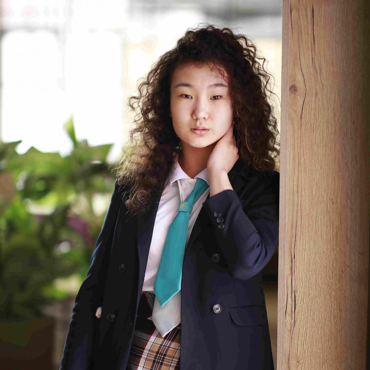 Ученица Haileybury Astana заняла второе место в соревновании по бальным танцам