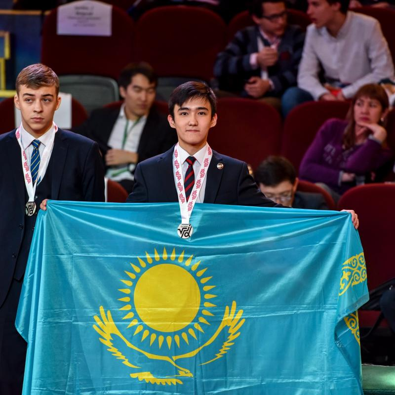 The pupils of Haileybury Almaty continue delighting us with their success!