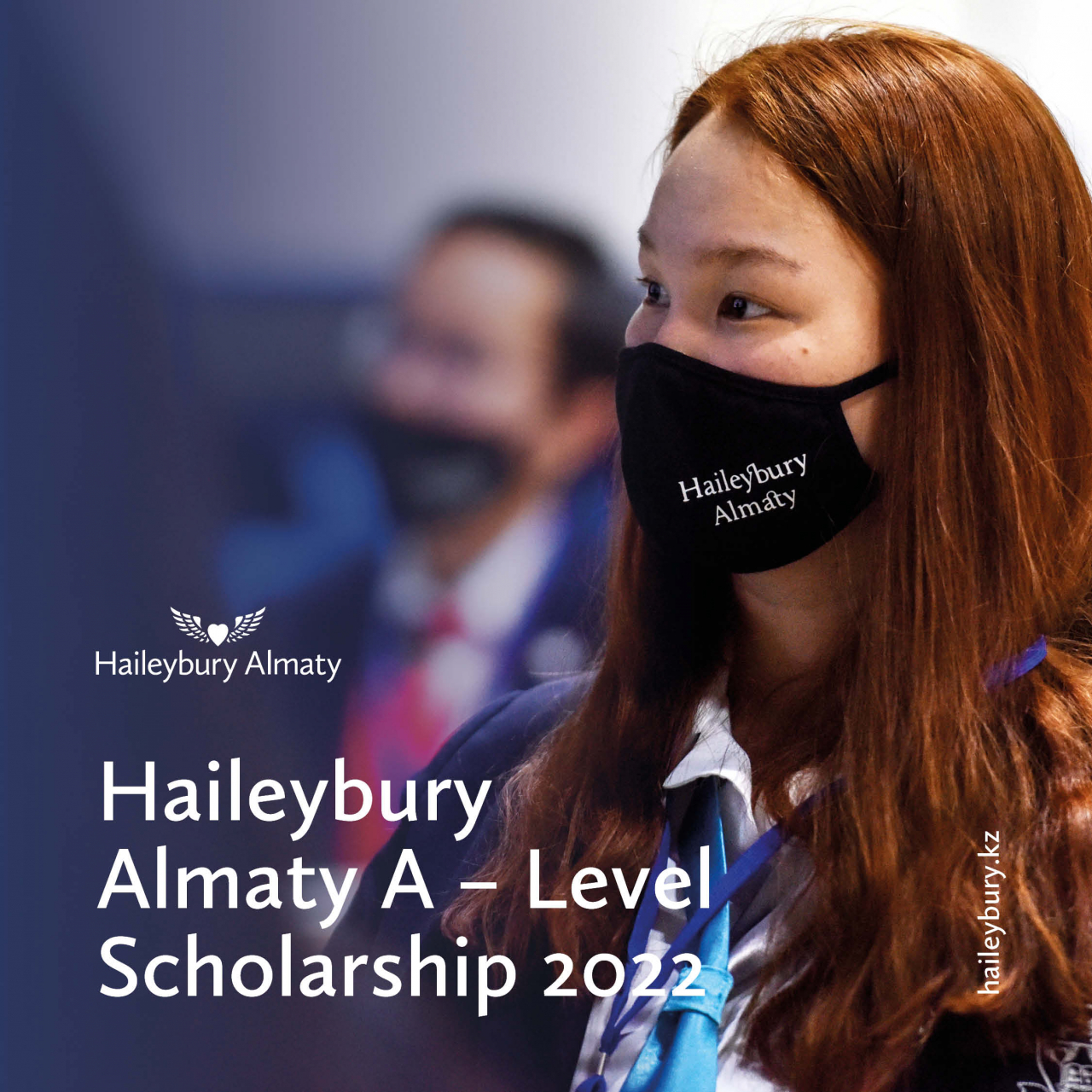 Haileybury Almaty A-Level Scholarship 2022