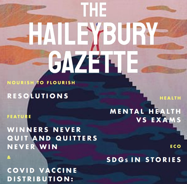 Eighth edition of the Haileybury Gazette