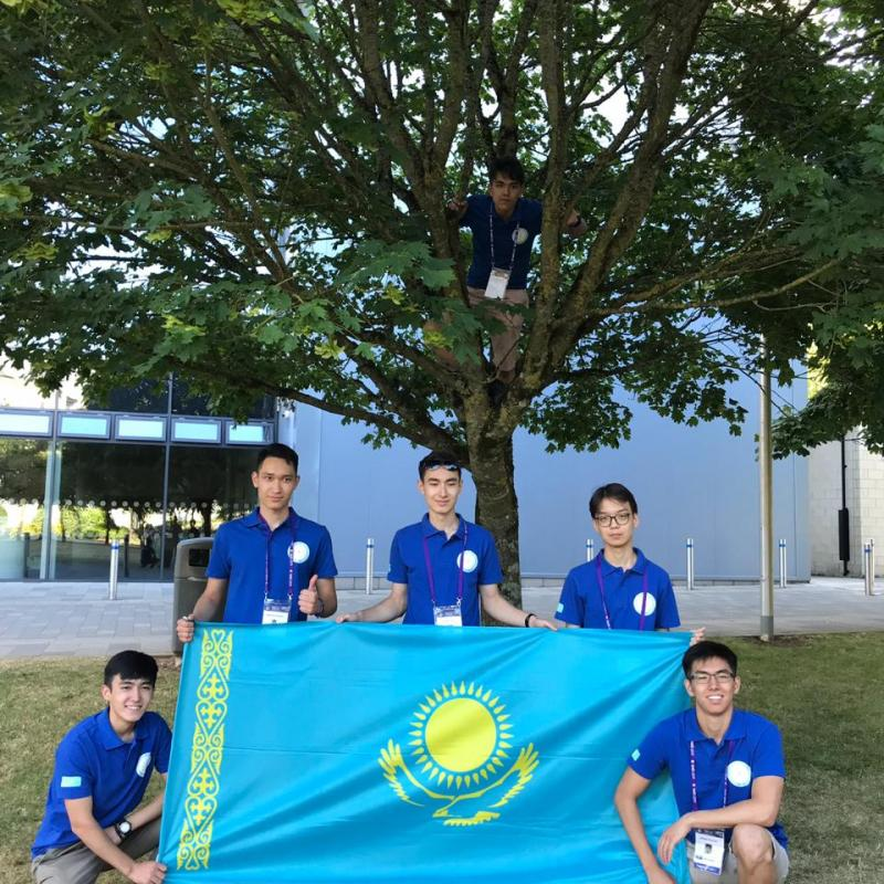 News from Maths Olympiad