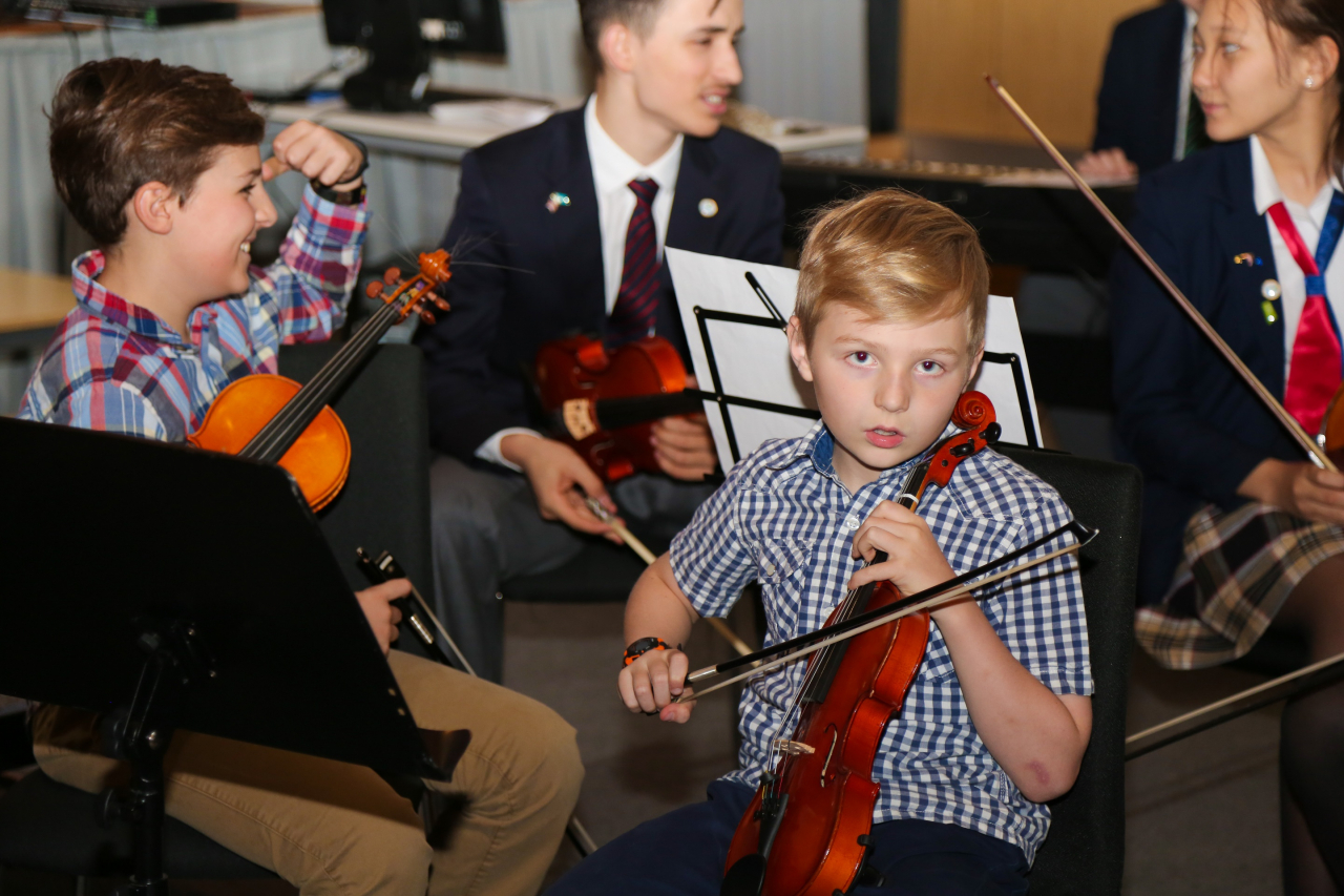 Celebration of Music in Secondary School