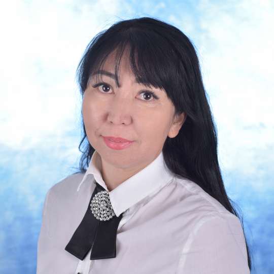 Zina Aitbayeva, Whole School Teacher of Kazakh
