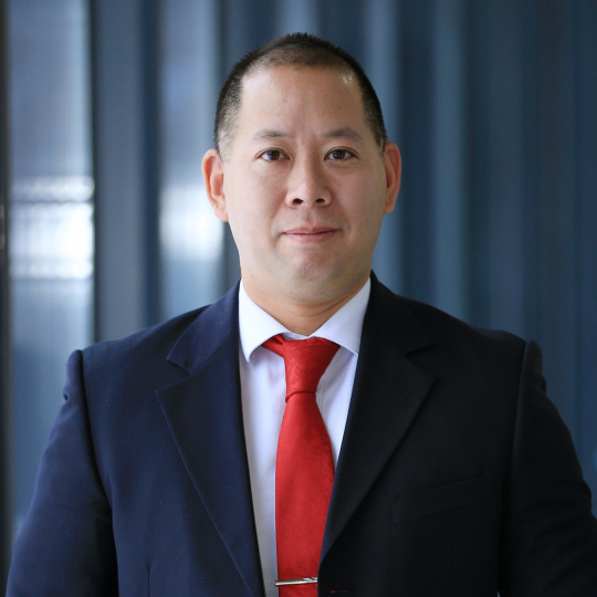 Jason Hung, Head of EAL Faculty, Attlee Housemaster