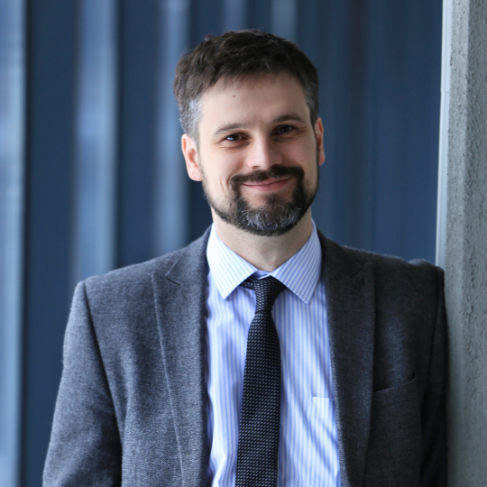 Andrew Palmer, Year 10 Tutor, Head of Humanities Faculty