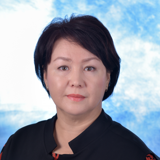 Danagul Ryskalyeva, Head of Kazakh /Whole School Teacher of Kazakh