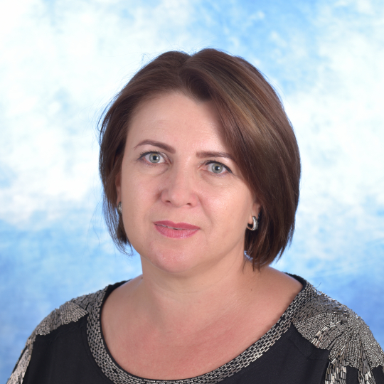 Olga Oreshkina, Head of Russian /Whole School Teacher of Russian
