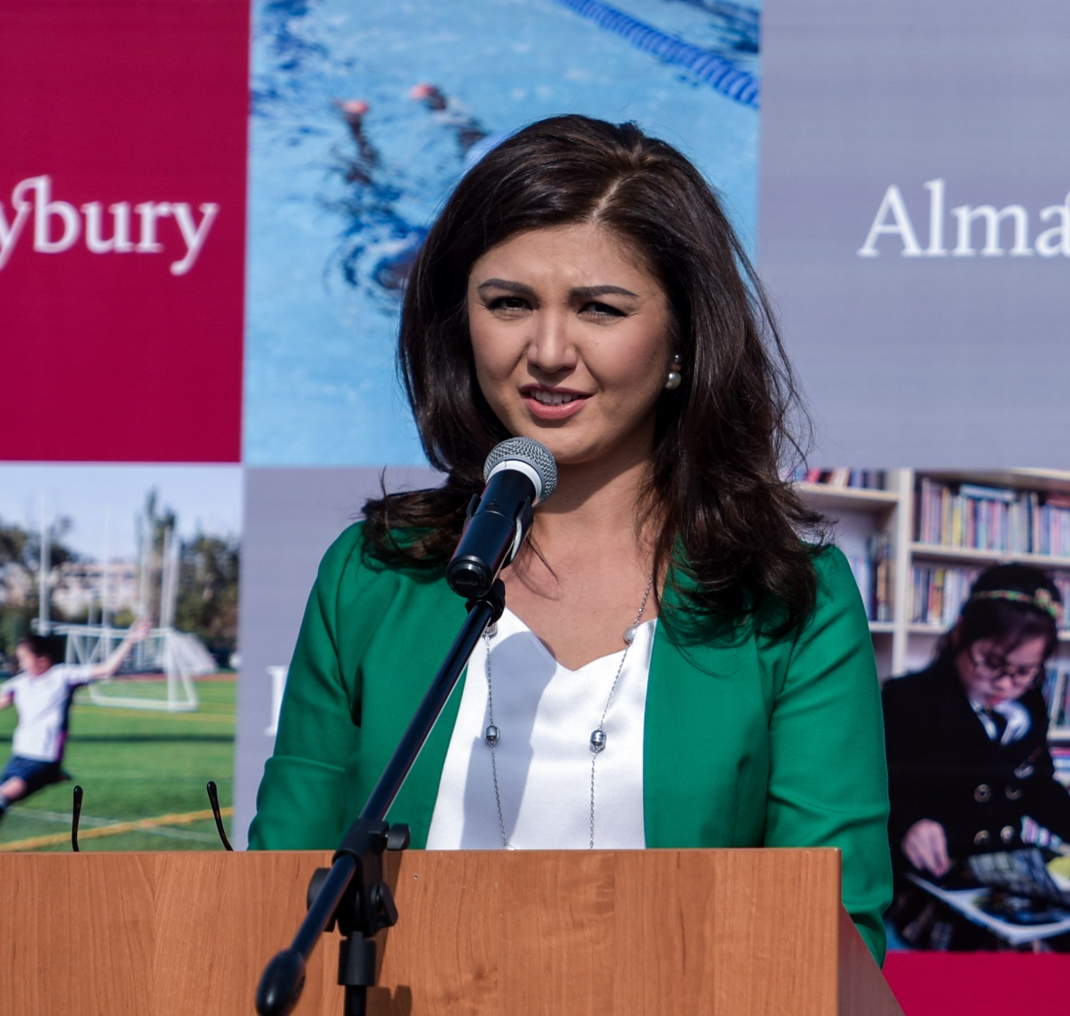 British independent school in Haileybury Almaty